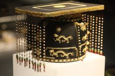 Gold Crown - Nguyen Dynasty - Vietnam