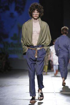 Vivienne Westwood Menswear Spring Summer 2017 Milan