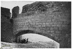 Portal Papa Luna, Peñíscola, años 20 • Fotos Peñíscola