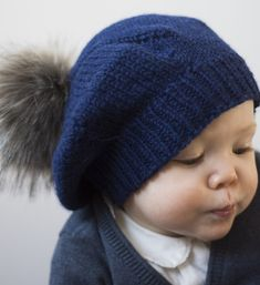 Ravelry: Apallue pattern by Tina Hauglund Knitting For Kids, Ravelry, Knitted Hats, Winter Hats, Children, Pattern, Tricot, Bebe, Head And Neck