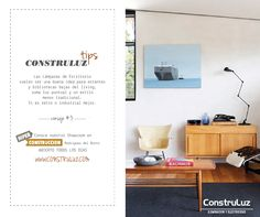 #ConstruluzTips  Más ideas, mejor iluminación, más linda se vera tu casa! consejo #3  www.construluz.com - info@construluz.com.ar   #luces, #deco & #showroom