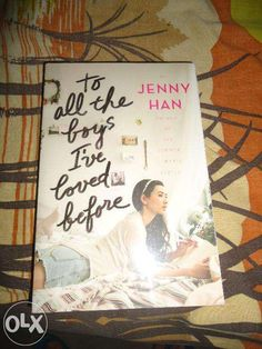 To All The Boy's I've Loved Before - Jenny Han For Sale Philippines - Find Brand New To All The Boy's I've Loved Before - Jenny Han On OLX