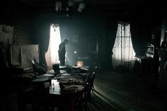 Lincoln Director: Steven Spielberg D.O.P: Janusz Kaminski