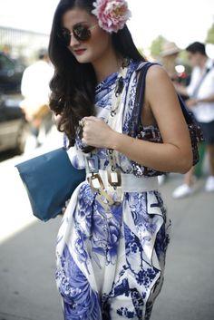 Shot by Stefania Yarhi in New York, September 2012.