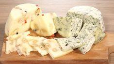 Domácí je domácí a tenhle polotvrdý sýr si určitě zamilujete na první ochutnání - stejně jako Láďa Hruška. Homemade Cheese, Yogurt, Easy Meals, Dairy, Food And Drink, Low Carb, Healthy Eating, Menu, Bread