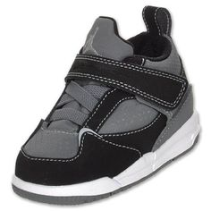 outlet store 6116f 8c9c3 Jordan Kids Flight 45 (Td) Black Stealth 364759-003