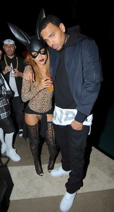 Are they or aren't they? We can't keep up with Chris Brown and Karreuche. Just weeks after their nasty public break up the pair were spotted kickin' it in the wee hours of the morning. Sources saw ...