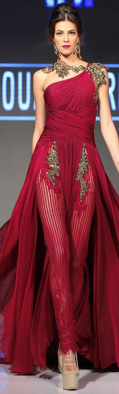 Fouad Sarkis Collection Ready to Wear Spring-summer 2016