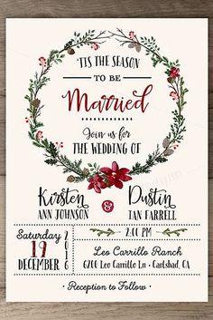 02f9edcfbbafefa77a7f302fa555f705--wedding-invitations-examples-christmas-wedding-invitations.jpg (667×1000)