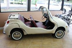 1970 Subaru 360 Yacht- now I want to drive a golf cart everywhere