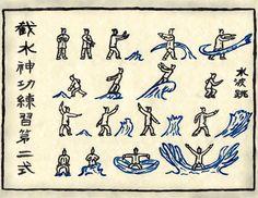 Waterbending Scroll Two by ~Jeffrey-Scott on deviantART
