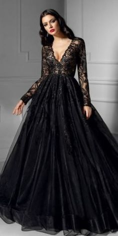 Wedding Gown with Black Lace Elegant Black Lace Mermaid Gothic Wedding Dress Dev. - Wedding Gown with Black Lace Elegant Black Lace Mermaid Gothic Wedding Dress Devilnight Black Wedding Gowns, Princess Wedding Dresses, Gown Wedding, Lace Wedding, Evening Dresses, Prom Dresses, Bridesmaid Dresses, Dresses Uk, Dresses Online