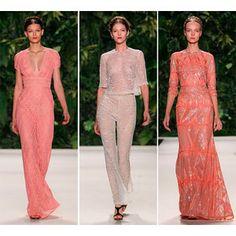 Naeem Khan Spring/Summer 2014  – New York Fashion Week