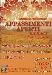 SERRAPETRONA 9 NOVEMBRE...APPASSIMENTI APERTI E WINE TOUR BUS