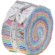 Rainy Day Jelly Roll by Me & My Sister for Moda Fabrics by OwlyCatCreations on Etsy