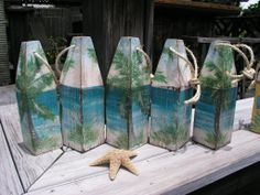ENTER TO WIN YOUR OWN CUSTOM PAINTED BEACH BUOY!