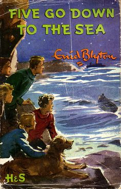 1953's Famous Five Go Down To The Sea