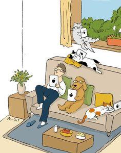 〈寵物狂想曲〉寵物進化論 - 貓小姐的光陰筆記 - udn部落格 Pet Rhapsody - Pet Evolution - Miss Cat 's Time Notes