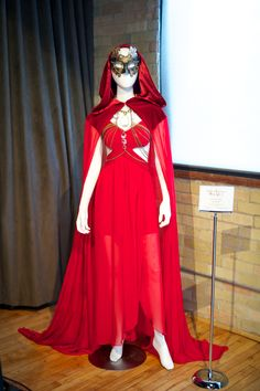 """Costume from """"The Hazing Secret"""" at CAFTCAD Celebrates Costume, September 9th, 2014"""