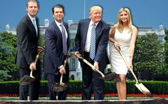 Who Will Run Trump Organization Now that His Kids Are on the Transition Team? - The Daily Beast