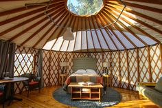 Where to Stay in Big Sur? Try Yurting with Treebones Resort