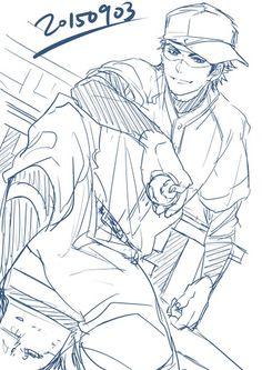 #御幸 一也 Miyuki Kazuya | Daiya no Ace