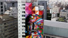 Eduardo Kobra, São Paulo