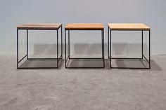 tafeltjes met metalen frame - Google zoeken