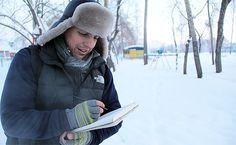 Dan Archer il disegnatore nomade