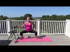 Bump at the Barre®: Full-length Prenatal Barre Video - YouTube