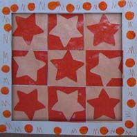 idée thème des étoiles (cfr marchand de sable)
