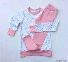kostenlose Schnittmuster und Nähanleitungen/free sewing pattern Schlafanzug/Pyjama