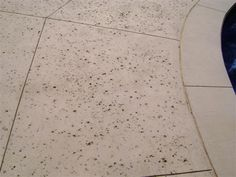 Salt finish concrete looks like aged concrete but the strength of traditional concrete