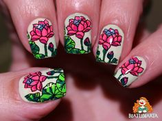 BP-L085 Nail Stamping, Nails, Beauty, Finger Nails, Ongles, Beauty Illustration, Nail, Nail Manicure