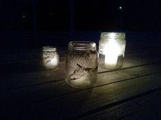 Whitefish leather on a jar, siikaa purkissa. www.pisadesign.fi