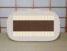 Futon SUPER-LATEX-PLUS Latex, Coton Bio, Couches, Coco, Pot Holders, Sofas, Hot Pads, Potholders, Couch