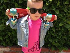 Our favorite USA-made clothing brands: Quirkie Kids tees