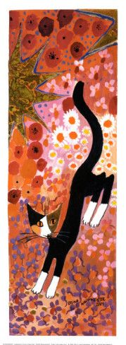 Colorful Flower III Art Print