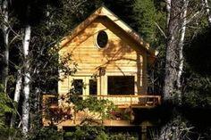 Dormir dans une cabane au milieu des arbres, Canada : http://www.trip85.com/2011/02/12/dormir-dans-un-arbre-canada/