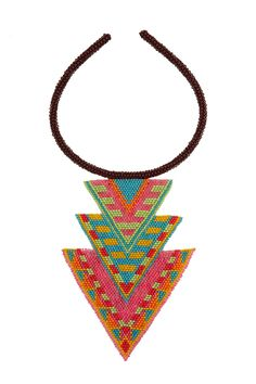 Spirit Necklace by Gillian Chvat