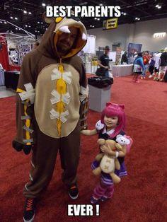 Annie cosplay (LOL)