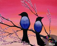 can't wait to paint this for my front entrance! Paint Nite Saultstemarie   Water Tower Pub May 4