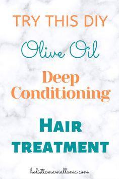 Natural Hair Regimen, Natural Hair Growth, Natural Hair Styles, Deep Hair Conditioner, Deep Conditioning Treatment, Black Hair Care, Healthy Hair, Olive Oil, Kid Hairstyles