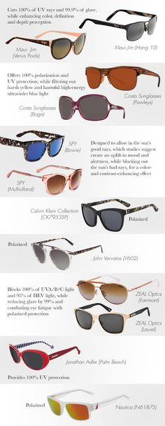 Say Yes to Shady Style for Nat'l Sunglasses Day