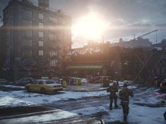 Tom Clancy's The Division - http://www.weltenraum.at/tom-clancys-the-division/