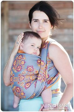 Woven Wrap If you think about babywearing Natibaby wraps are the perfect choice. Baby Carrying, Ring Sling, Baby Sling, Woven Wrap, Baby Wraps, Our Baby, Baby Wearing, Beautiful Babies, Little Ones