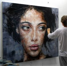 Contemporary Brazilian artist Harding Meyer – featured previously – has unleashed a fresh series of hyperrealistic, large-scale portraits of beautiful women. Entitled The Others, he will be exhibiting...