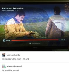 "24 Times Tumblr Seriously Nailed ""Parks And Recreation"""