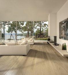 Oak Nouveau White - Classic Nouveau Collection