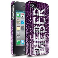 Cellairis by Justin Bieber Amethyst Gradient Case for Apple iPhone 4/4S